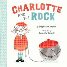 Charlotte and the Rock book cover