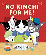No Kimchee for me Book cover