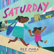 Saturday book cover