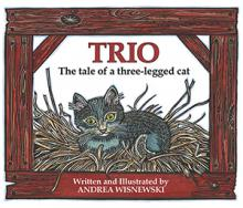 Trio the Tale of a Three-legged Cat cover